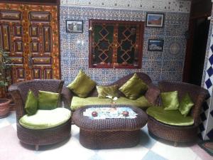 Ryad Bab Berdaine, Riads  Meknès - big - 94