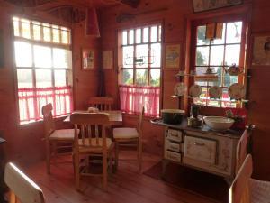 Cabañas & Cafe Lahuel, Prázdninové areály  Puerto Varas - big - 3