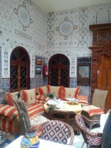 Ryad Bab Berdaine, Riads  Meknès - big - 93