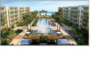 Apartamento VG Fun Residence, Apartmány  Fortaleza - big - 15