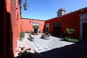 San Agustin Posada del Monasterio, Szállodák  Arequipa - big - 27