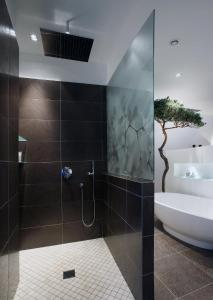 Petit Hôtel Confidentiel, Отели  Шамбери - big - 57