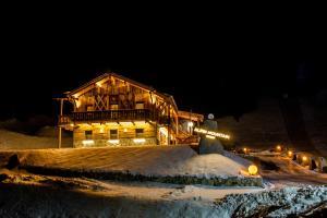 Alpine Mountain Chalet, Chalets  St. Vigil - big - 54