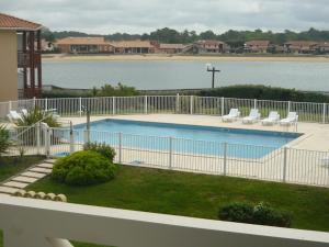 Appartements à côté Lac Marin de Port d'Albret, Apartmanok  Vieux-Boucau-les-Bains - big - 3