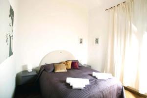 Appartamento Con Giardino, Appartamenti  Firenze - big - 7