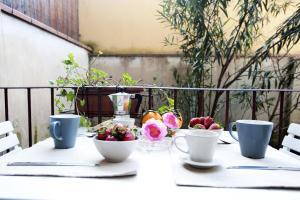 Appartamento Con Giardino, Appartamenti  Firenze - big - 23