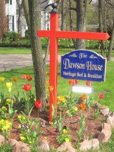 The Dawson House B&B, Panziók  Charlottetown - big - 18