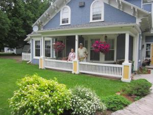 The Dawson House B&B, Panziók  Charlottetown - big - 46