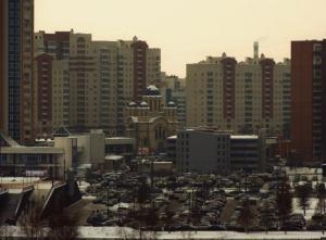 Apartment at Prospekt Bolshevikov, Ferienwohnungen  Sankt Petersburg - big - 2