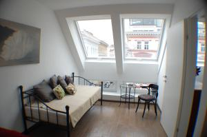 Alga Apartments am Westbahnhof, Appartamenti  Vienna - big - 25