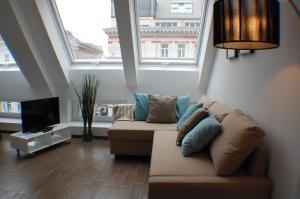 Alga Apartments am Westbahnhof, Апартаменты  Вена - big - 12