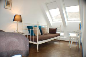 Alga Apartments am Westbahnhof, Appartamenti  Vienna - big - 40