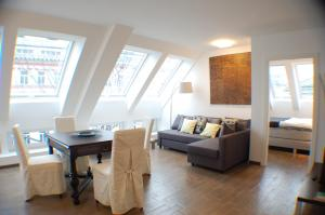 Alga Apartments am Westbahnhof, Appartamenti  Vienna - big - 45