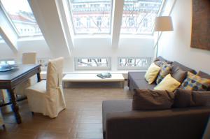 Alga Apartments am Westbahnhof, Апартаменты  Вена - big - 46