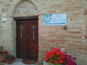 B&B Villa d'Aria, Panziók  Abbadia di Fiastra - big - 1