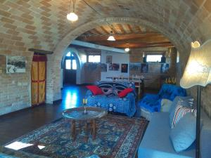 B&B Villa d'Aria, Bed & Breakfast  Abbadia di Fiastra - big - 5