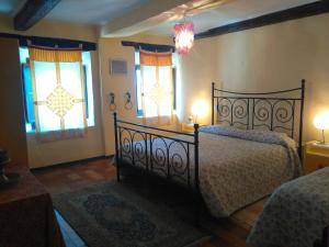B&B Villa d'Aria, Bed & Breakfast  Abbadia di Fiastra - big - 7