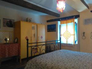 B&B Villa d'Aria, Bed & Breakfast  Abbadia di Fiastra - big - 15
