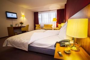 Baynunah Hotel Drachenfels, Hotel  Königswinter - big - 22