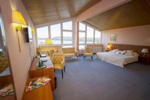 Baynunah Hotel Drachenfels, Hotely  Königswinter - big - 17