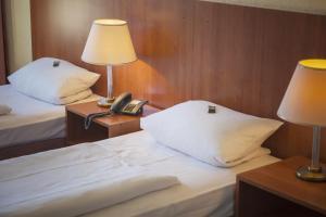 Baynunah Hotel Drachenfels, Hotely  Königswinter - big - 10