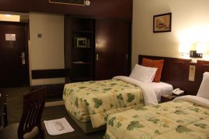 Horizon Shahrazad Hotel, Hotely  Káhira - big - 10