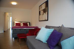 Alga Apartments am Westbahnhof, Appartamenti  Vienna - big - 50