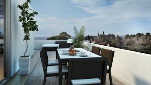 Luxury apartment Lovrecica, Apartments  Lovrečica - big - 27