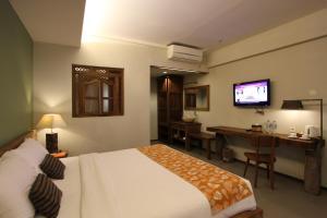 Rumah Batu Villa & Spa, Hotel  Solo - big - 11