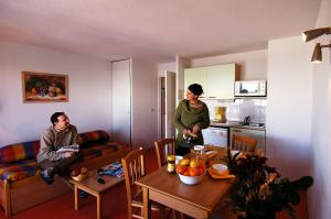 Résidence Odalys Les Chalets d'Aurouze, Aparthotely  La Joue du Loup - big - 6