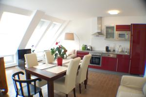 Alga Apartments am Westbahnhof, Апартаменты  Вена - big - 9