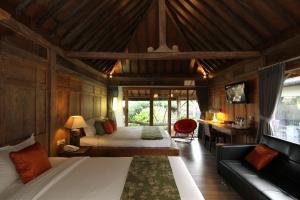 Rumah Batu Villa & Spa, Hotel  Solo - big - 15