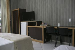Hotel Green Hill, Hotely  Juiz de Fora - big - 3