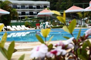 Hotel Green Hill, Hotel  Juiz de Fora - big - 43