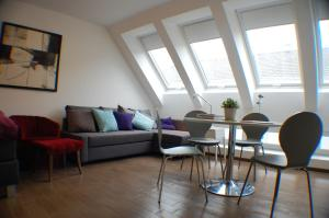Alga Apartments am Westbahnhof, Appartamenti  Vienna - big - 62