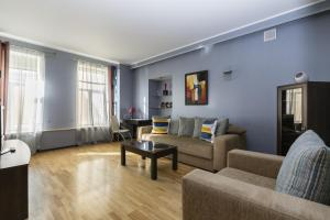 Peter the Great Apartments on Nevsky, Apartmány  Petrohrad - big - 96