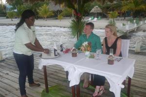 Green Parrot Beach Houses and Resort, Lodge  Maya Beach - big - 77