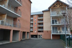 Résidence Foch, Apartmánové hotely  Lurdy - big - 43