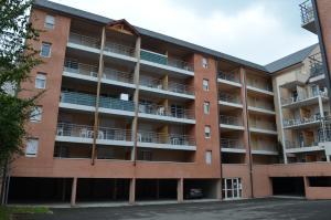 Résidence Foch, Apartmánové hotely  Lurdy - big - 39