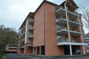 Résidence Foch, Apartmánové hotely  Lurdy - big - 44