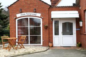 Gästehaus Zum Surgrund, Pensionen  Cuxhaven - big - 1