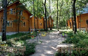 Baza otdykha Domik v lesu