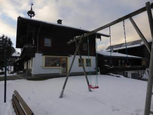 Spielbichlhof, Проживание в семье  Миттерзилль - big - 12