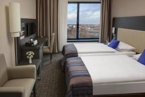 Business Plus Double and Twin Room - Public Transport Ticket Included
