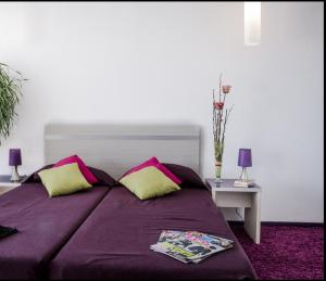 Appart'hôtel - Résidence la Closeraie, Aparthotels  Lourdes - big - 27