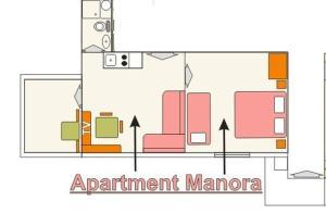 Apartments Tomi Sućuraj, Apartmány  Sućuraj - big - 7