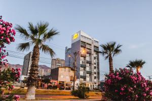 Alto del Sol Costanera Antofagasta, Отели  Антофагаста - big - 16
