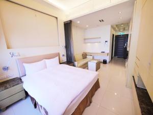 CK Serviced Residence, Апартаменты  Тайбэй - big - 12