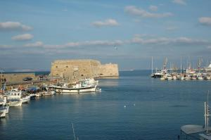 Castello City Hotel, Hotel  Heraklion - big - 33