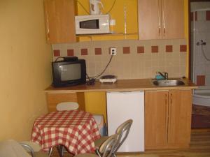 Apartmán se 2 ložnicemi a balkonem